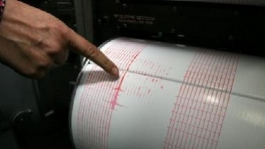 Земетресение с магнитуд 6,9 край Соломоновите острови