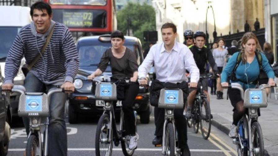 Здравословно и икономично: С колело до работа