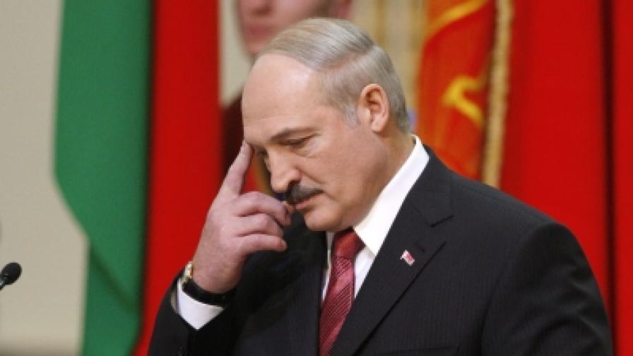 Лукашенко пак е агресивен