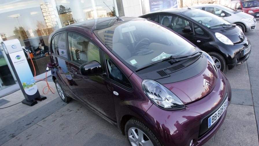 До 20% от колите може да са електрически