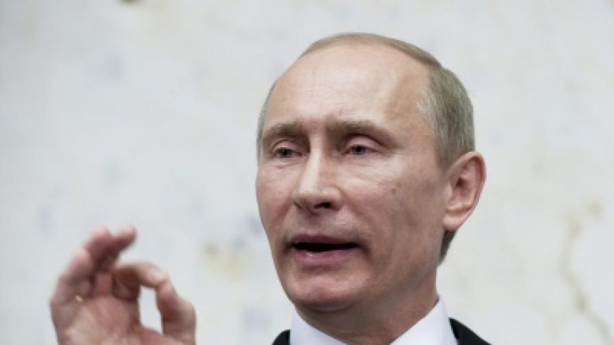 Путин се скара на НАТО и ЕС