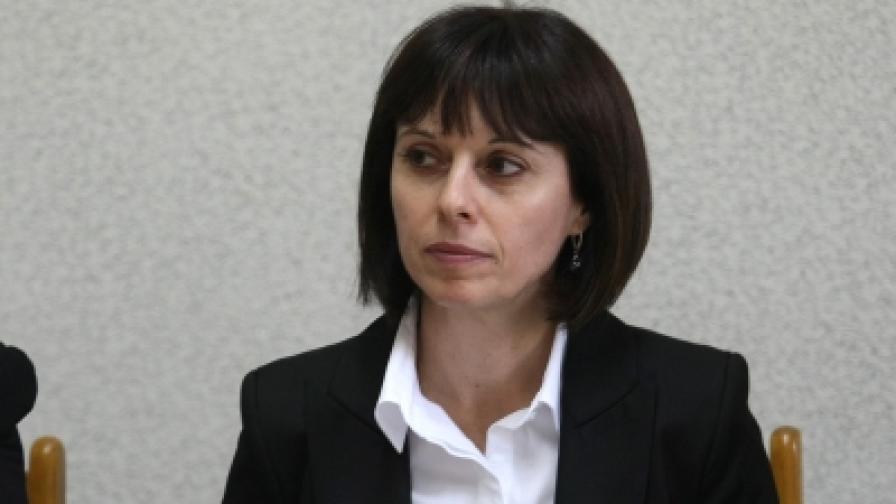 Председател на новоназначената Централна избирателна комисия е Красимира Медарова, предложена от ГЕРБ