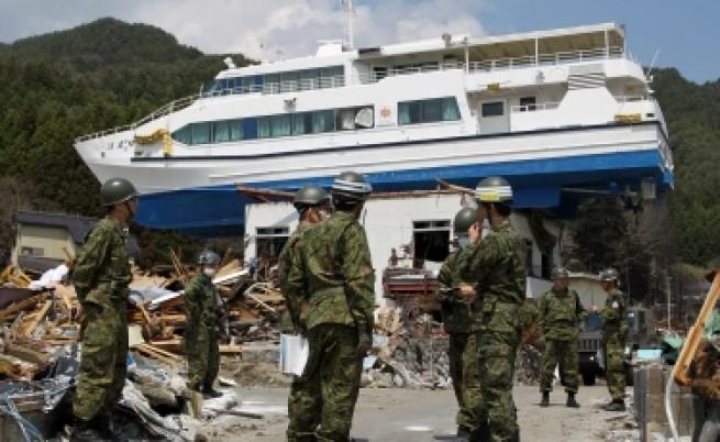Кризисен бюджет след земетресението в Япония