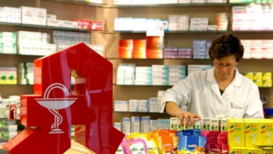 И аптеките свързват касовите си апарати с НАП