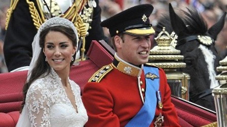 Ликвидирането на Осама бин Ладен измести британската кралска сватба в медиите