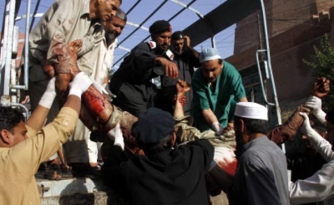 Над 80 убити при отмъщение за Осама бин Ладен