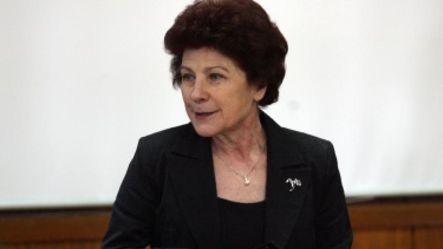 Управителят на НОИ Христина Митрева не смята да подава оставка