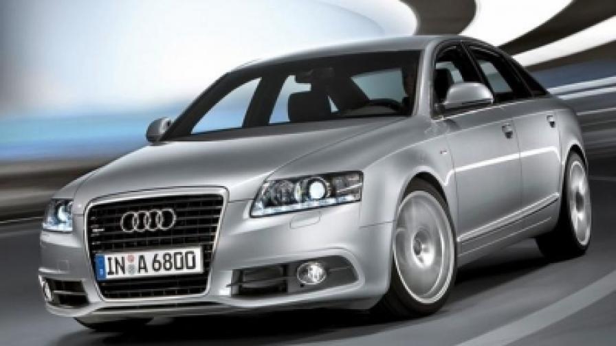 Румъния е пълна с крадени автомобили