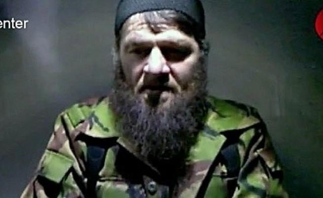 Доку Умаров: Цяла Русия е бойно поле