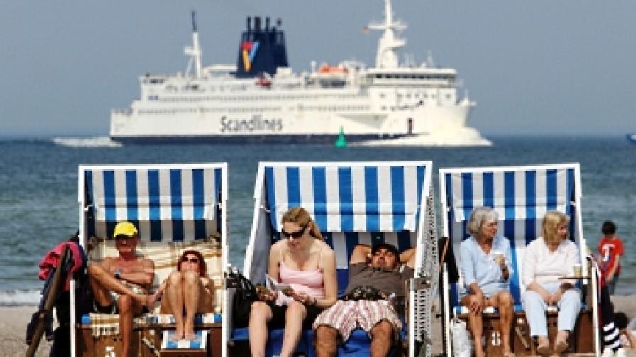Белгийците - с най-голям бюджет за лятна ваканция
