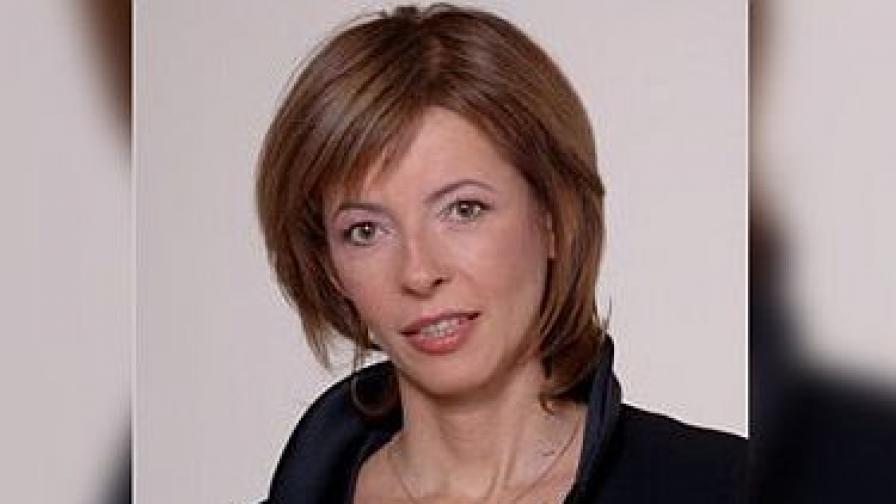 Бориславова за бъдещето на БАКБ като устойчива, зелена банка