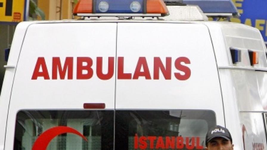 Силни трусове люляха Турция
