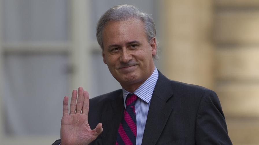 Секс обвинения и срещу действащ френски министър