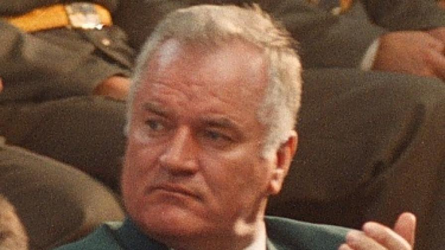Ратко Младич е арестуван