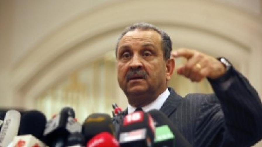 Либийският министър на петрола мина в опозиция