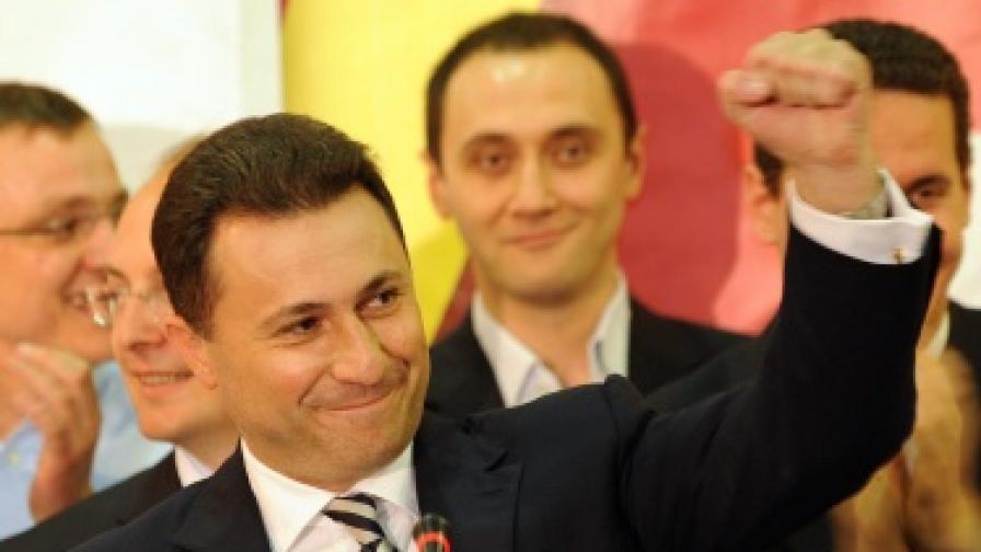Управляващите спечелиха вота в Македония