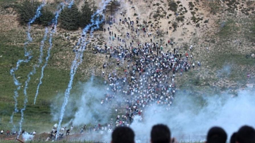 Сирия била виновна за сблъсъците на Голанските възвишения