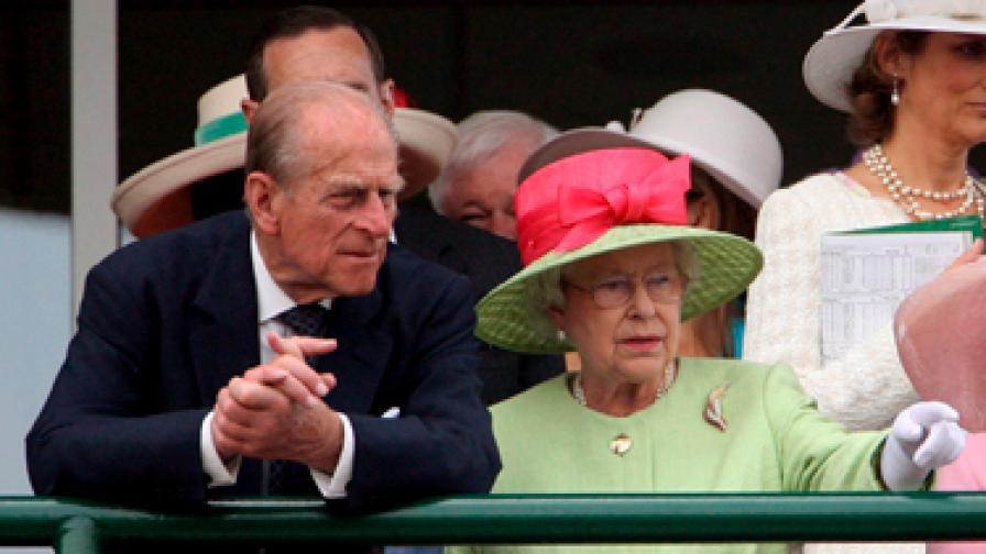 90-годишен принц празнува рожден ден с работа