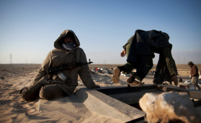 Изнасилването - военно средство в Либия и не само