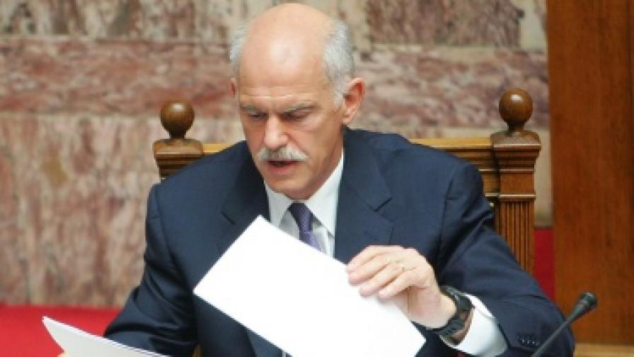 ЕС отложи до юли отпускането на транша за Гърция