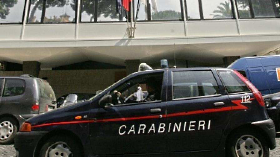 Шефът на полицията в Парма - арестуван за корупция