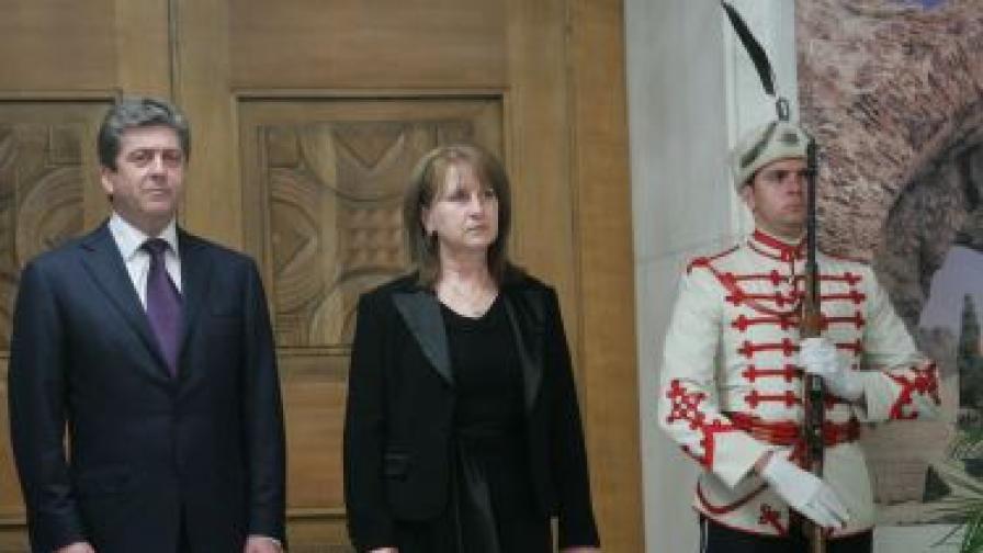В БСП номинират Зорка Първанова и Кунева за президент