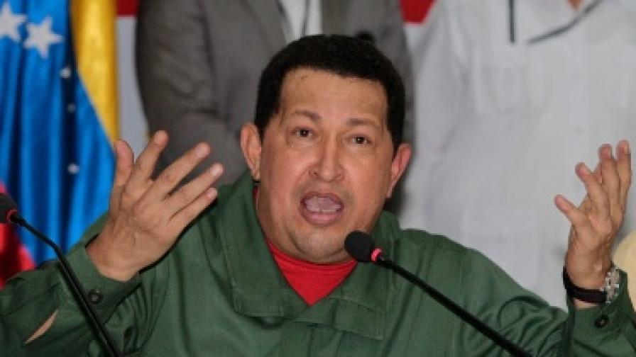Брат на Чавес: Въоръжена борба? Може