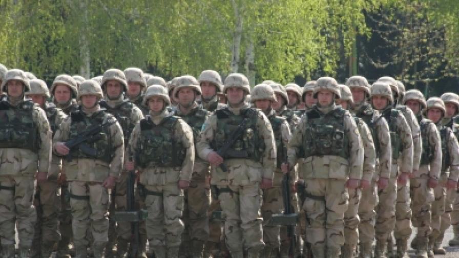 Български и американски военни се подготвят съвместно