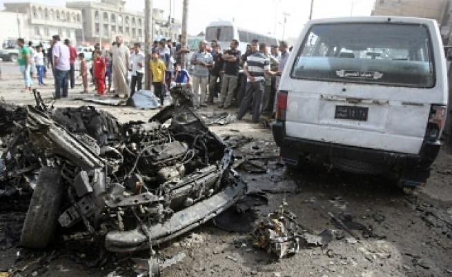 Юни е най-кървавият месец в Ирак от близо година