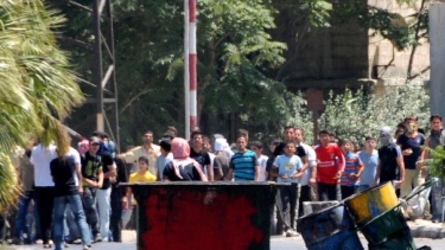 """""""Амнести"""": Сирия извършва престъпления срещу човечеството"""