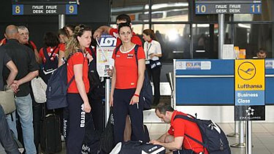 Проверката на летище София не е открила нарушения