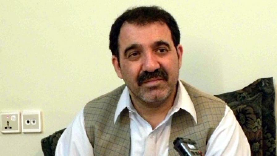 Талибаните убиха брата на Хамид Карзай