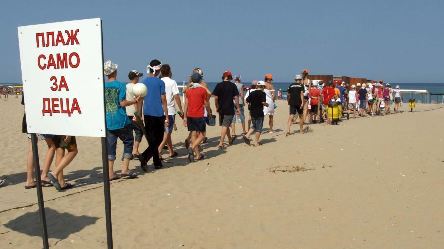На 13 плажа у нас са открити съществени нарушения