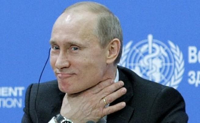 Путин се засрами от свое изказване