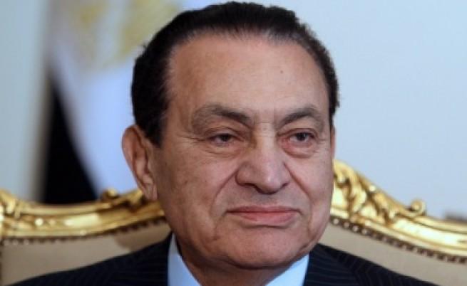 Хосни Мубарак е в кома?