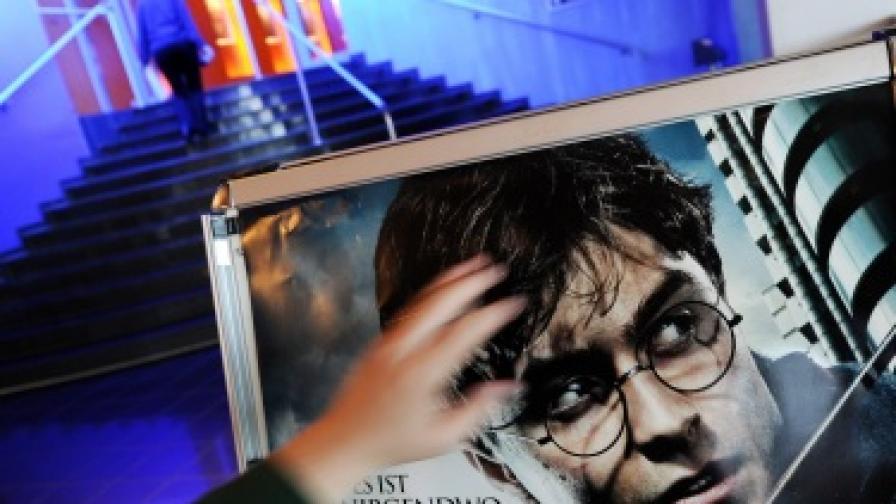 Хари Потър чупи рекорди като за последно