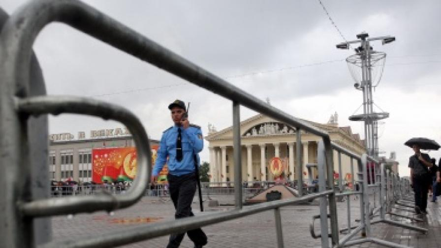 """Беларус: Без """"подривни"""" песни по радиото"""