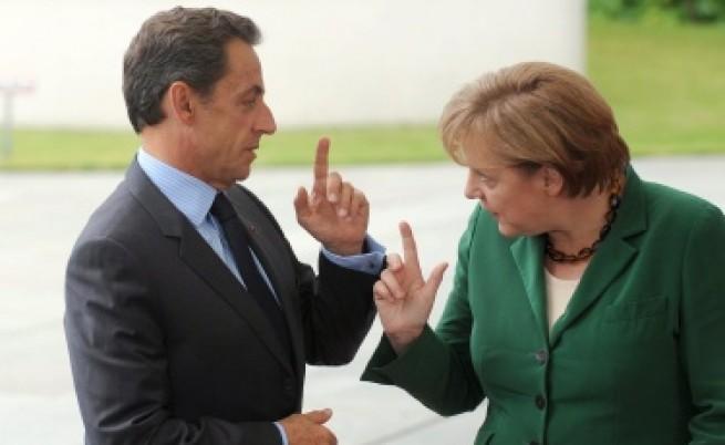 Меркел и Саркози се разбраха за Гърция