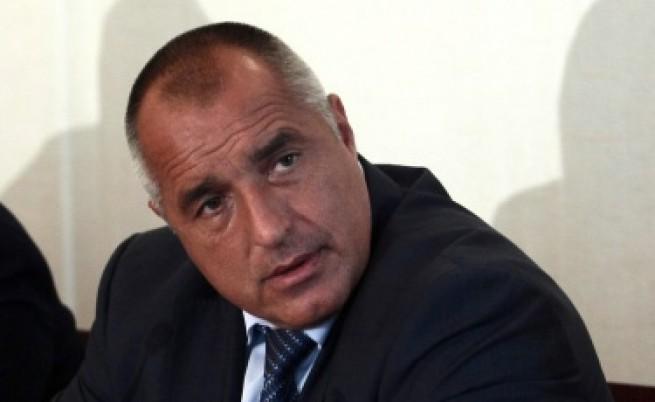 Борисов: Щом ЕК иска, МВР ще спре с даренията