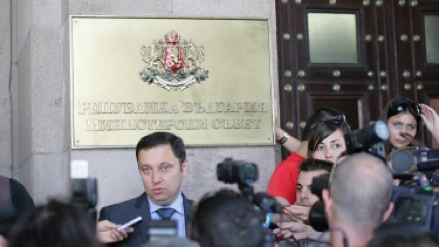 """Янев иска охрана от Борисов след """"уволнението"""""""