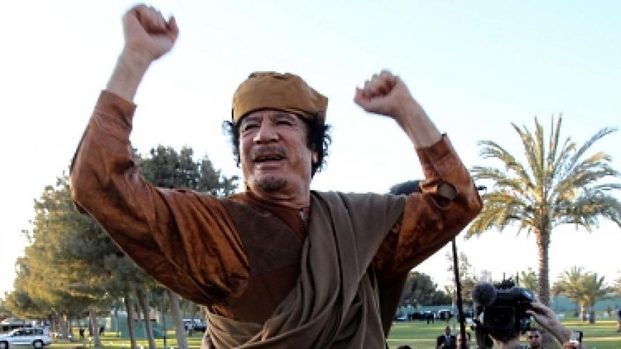 Военните на Кадафи са минирали петролни инсталации в Брега
