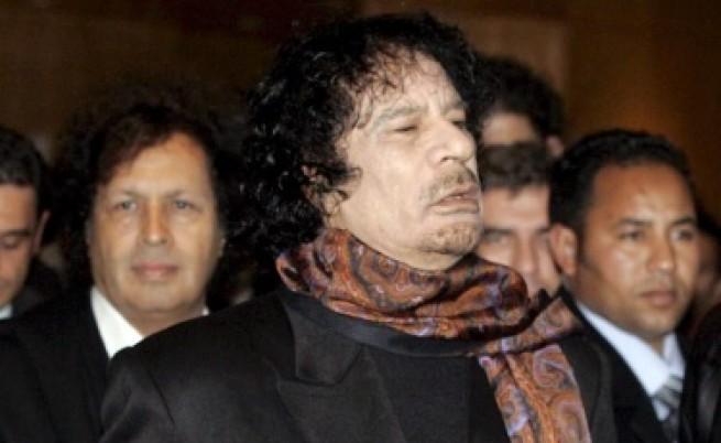 Кадафи: Няма да има преговори с бунтовниците
