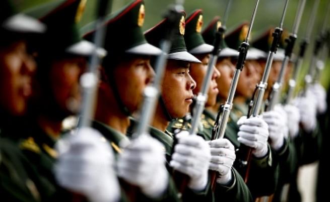Китай бори американците с електромагнитно импулсово оръжие