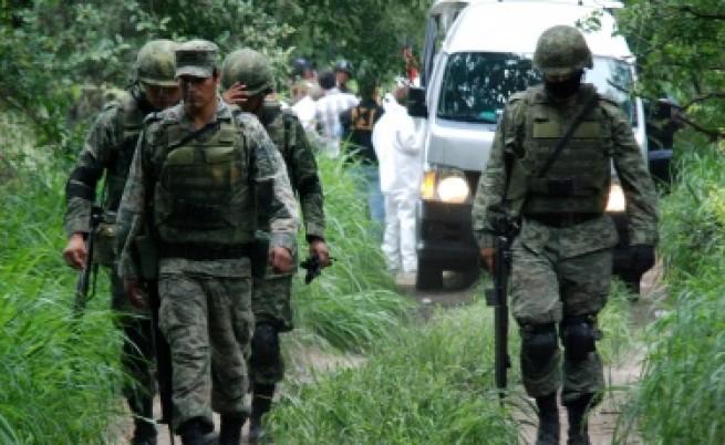В Мексико осъдиха 14-годишен наемен убиец