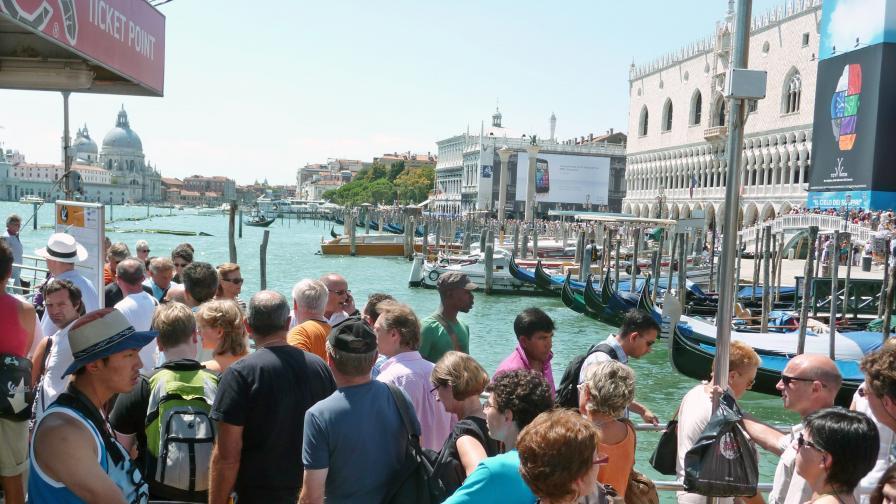 Българка намерена удавена в канал във Венеция