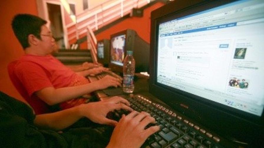 """След 20 г. момче откри майка си чрез """"Фейсбук"""""""