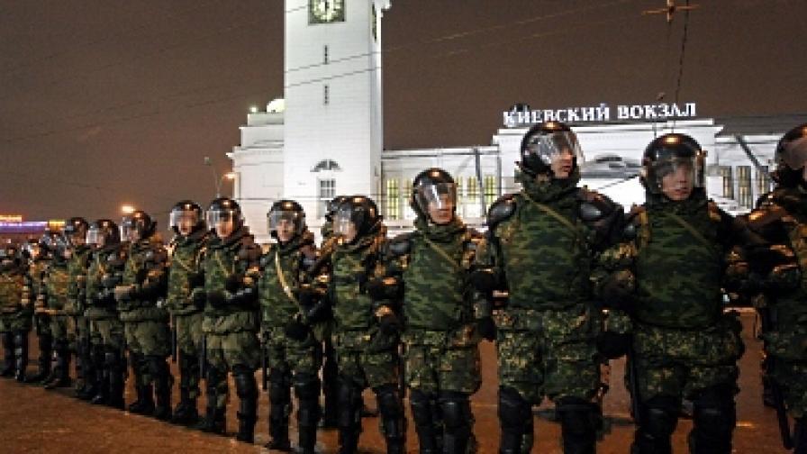 От днес в Русия вече няма милиционери