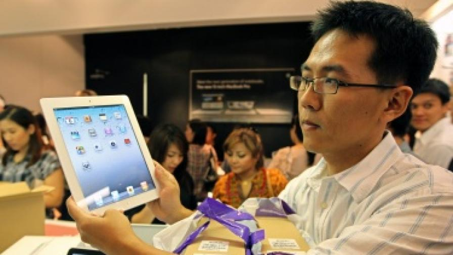 Acer: Популярността на таблетите е временна