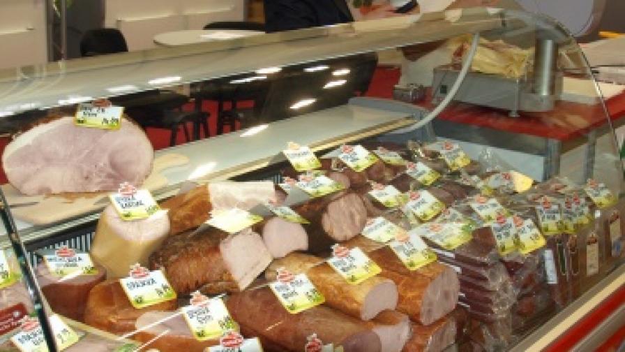 Инспектори спряха 20 тона храни за 20 дни