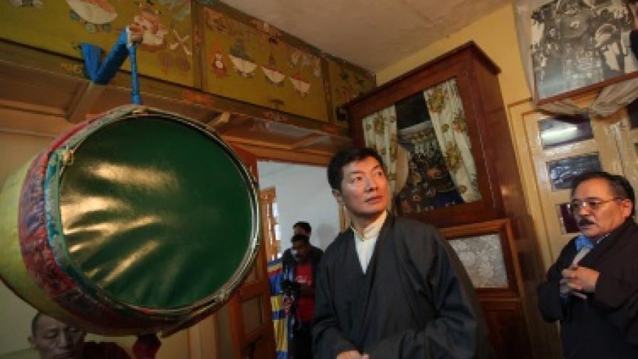 Тибетското правителство в изгнание с нов премиер